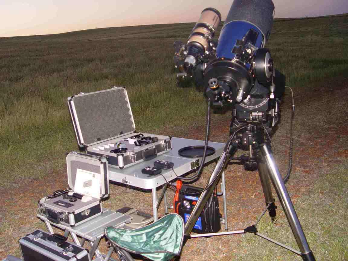 astronomy photography equipment - photo #8
